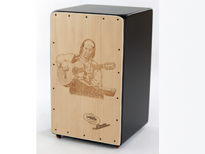Cajon Flamenco Virgen